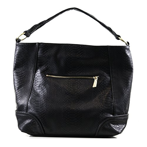 HOUSE OF ENVY - Tasche QUEEN BAG Funky Zoo black, NVFS17F002