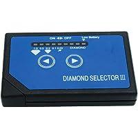 TOPIND Detector de diamantes III LED portátil