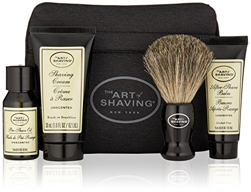 The Art of Shaving Unscented Starter Kit - 2