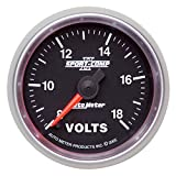 Equus Automotive Performance Voltmeter Gauges