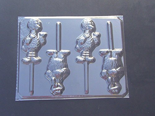 sesame street chocolate molds - 2