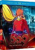 009 Re: Cyborg - Anime Movie (Blu-ray/DVD Combo)