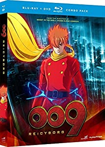 Cover Image for '009 Re: Cyborg - Anime Movie'