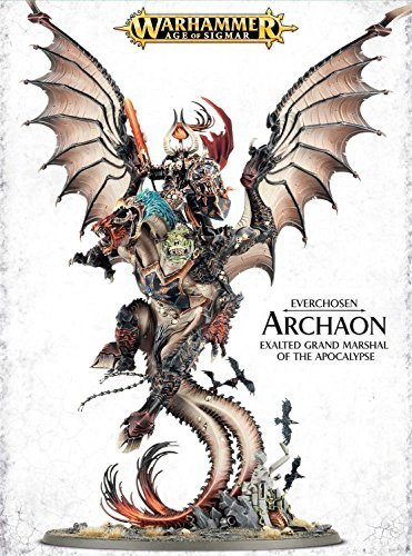 Warhammer Age of Sigmar: Archaon Everchosen by Citadel Games Workshop