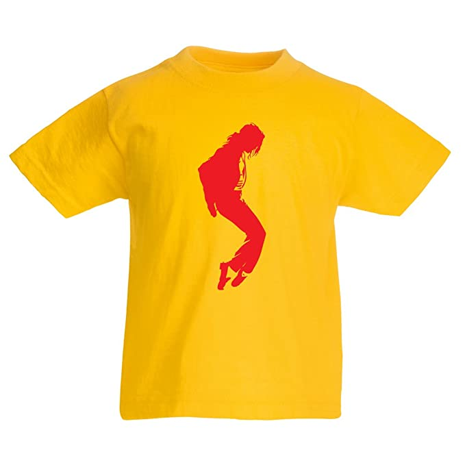 lepni.me Camisas para Niños Me Encanta MJ - Ropa de Club de Fans, Ropa de Concierto: Amazon.es: Ropa y accesorios