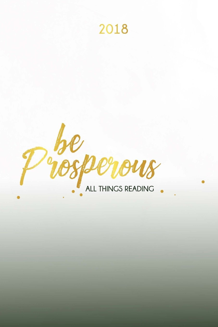 Be Prosperous: Reading Journal pdf