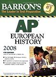 Barron's AP European History, James M. Eder and Seth A. Roberts, 0764136801