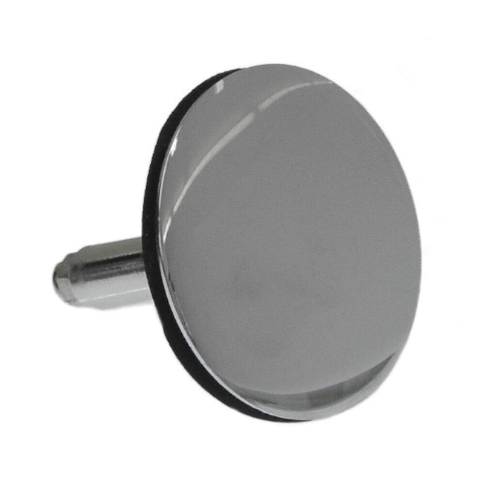 Ventilstopfen 43,8 Mm Durchmesser Aus Verchromten Messing Mit Verstellbarer  Hubstange/Ersatzteil / Dichtungsring/Stopfen / Ventilkegel