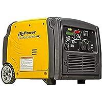 ITCPower, GG35Ei Generador Inverter Gasolina Silencioso, amarillo