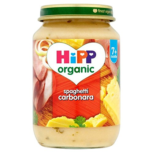 HiPP Bio-Spaghetti Carbonara 190g Hipp Organic