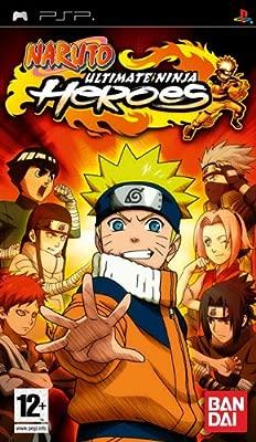 Naruto Ultimate Ninja Heroes: Amazon.es: Videojuegos