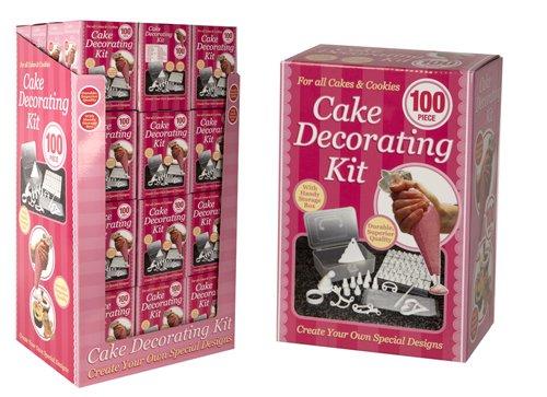 Pms decorazione dolci kit 100 pezzi 183/532