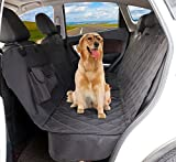 Axell Dog Car Seat Covers, Durable Ripstop, Reinforced Stitching, Waterproof, Scratch Proof, Non-Slip, Hammock Convertible Pet Seat Cover for Cars, SUV and Trucks. Review