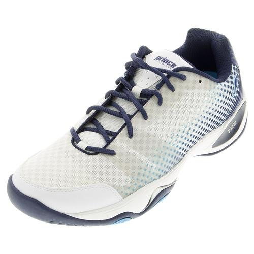 Prince T22 Lite White/Navy/Blue Men's Shoe White free shipping limited edition perfect online get authentic cheap online discount 100% guaranteed cheap sale best seller 3yRhIY