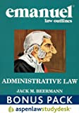 Administrative Law, Beermann, Jack M., 0735583307