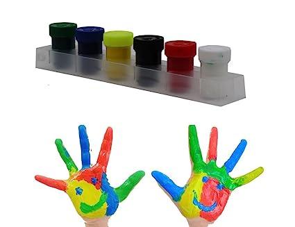 Innova - Pintura no tóxica para que los niños pinten con los dedos o ...