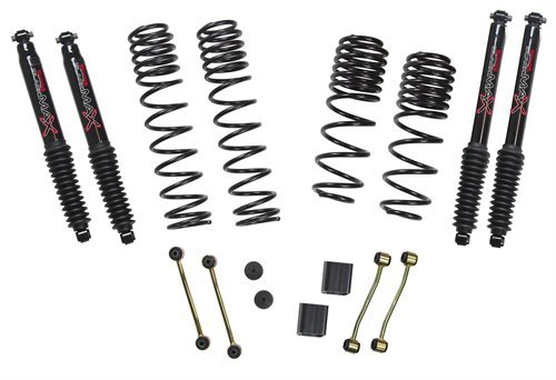 SKYJACKER JL25BPBLT 2-2.5, Coil Spring Lift (Skyjacker Lift Kits)