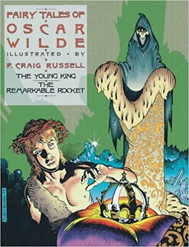 fairy tales of oscar wilde the young king and the remarkable rocket wilde oscar russell p craig
