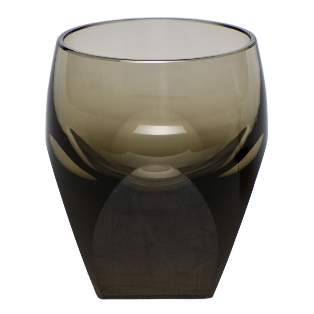 Moser Bar Shot Glass Smoke