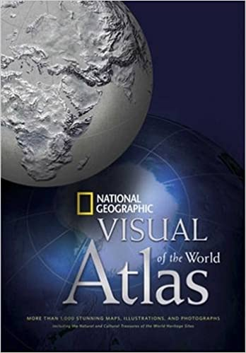Amazon national geographic visual atlas of the world more national geographic visual atlas of the world more than 1000 stunning maps illustrations and photographs including the natural and cultural treasures gumiabroncs Image collections