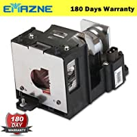 Emazne AN-XR10LP/AN-XR20LP/AN-100LP Projector Replacement Compatible Lamp With Housing For Sharp DT100 DT500 XG-MB50X XG-MB55X XG-MB65X XG-MB67X XR-105 XR-10S XR-10X XR-11XC XR-20S XR-20X XR-HB007