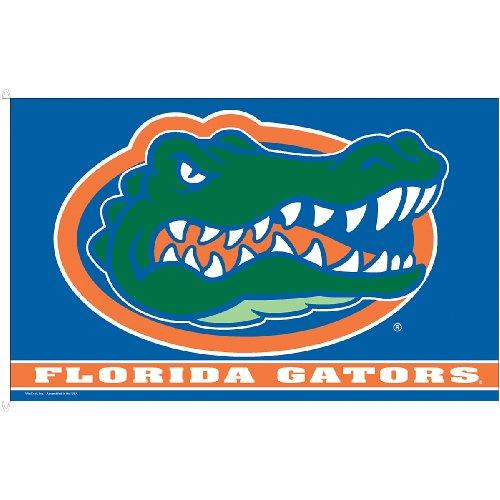 UPC 032085235138, NCAA University of Florida WCR23513011 Team Flag, 3' x 5'