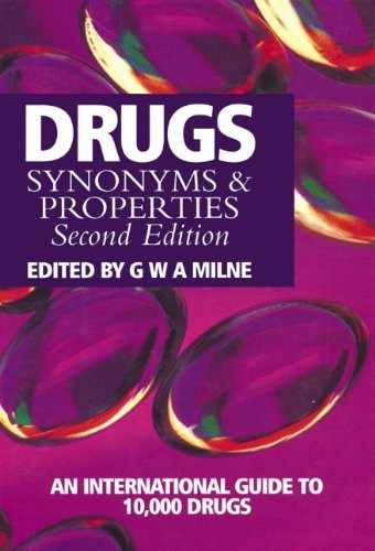 Drugs  Synonyms And Properties