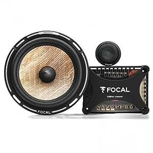 Focal PS 165 FX Alrededor De 2 vías 160W altavoz audio - Altavoces para coche (De 2 vías, 160 W, 80 W, 4 Ω, 91,3 dB, 55 - 28000 Hz)