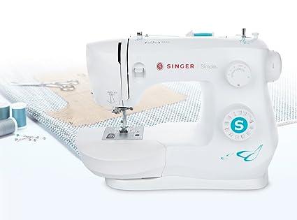 Singer Mã¡quina de coser - 3337, 29 puntadas, luz led, varios