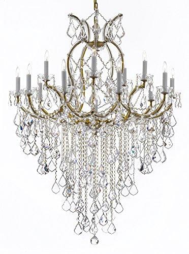 (Maria Theresa Chandelier Empress Crystal (Tm) Lighting Chandeliers H 50