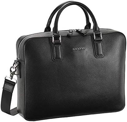 平野鞄 ブリーフケース ビジネスバッグ レザーバッグ メンズ 2way A4ファイル 本革 牛革 レザー 横幅37cm +オリジナル高級ムートングローブ