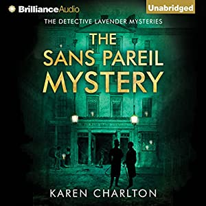 The Sans Pareil Mystery Audiobook