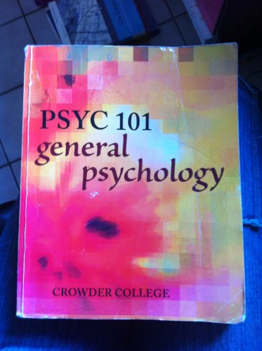 psyc 101 Psychology 101 exam 2 name_____ 1 sensation examines how an organism _____ a stimulus a perceives b organizes c develops the meaning of d both b and c 2 according to lecture, the absolute threshold is defined as when an organism can.