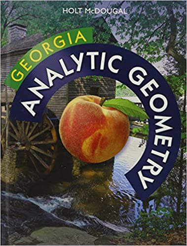 Holt McDougal Geometry Georgia: Common Core GPS Student Edition ...