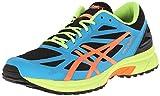 ASICS Men's Gel-Fujipro Running Shoe,Onyx/Flash Orange/Atomic Blue,11.5 M US For Sale