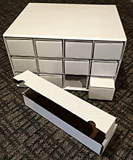 a6e32448f06 Card House Storage Box - with 12 800-Count Storage Boxes by BCW