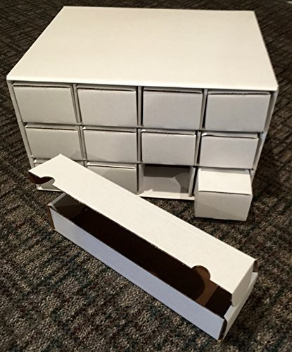 Card House Storage Box - with 12 800-Count Storage Boxes by BCW ()