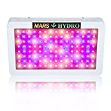 Cheap MarsHydro Mars600 Led Grow Light with Veg/Bloom Spectrum for Hydroponic Indoor Greenhouse/Garden Plant Growing, 272W True Watt Panel