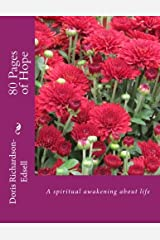 80 Pages of Hope: A spiritual awakening about life Paperback