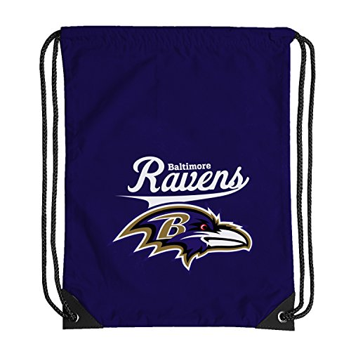 NFL Turnbeutel Sportbeutel Gym Bag Baltimore Ravens
