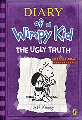 Diary of a wimpy kid ugly truth book review