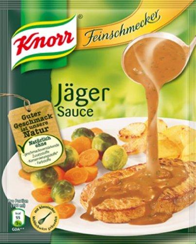 Knorr Feinschmecker Jäger (hunter sauce) Sauce (3 - Knorr Hunter