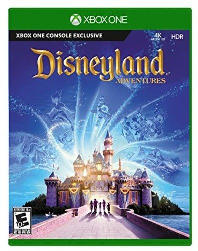 Disneyland Adventures - Xbox One (Best Family Kinect Games)