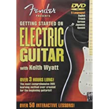 Fender Presents: Getting Started on Electric Guitar -- A Guide for Beginners (2002)