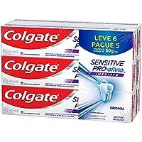 Creme Dental Sensitive Pro-Alívio Imediato Original 60G L6P5, Colgate