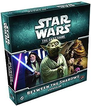 Star Wars - 331 119 - Juego de Cartas - Entre la expansión Sombras: Diamond Select Toys: Amazon.es: Juguetes y juegos