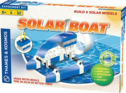 lar Boat Set Science Kit (Legacy Power Drive)