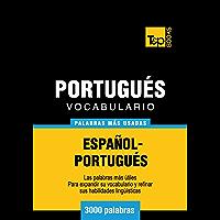 Vocabulario español-portugués - 3000 palabras más usadas (T&P Books)