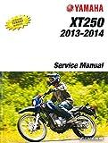 LIT-11616-26-08 2013 ? 2014 Yamaha XT250 Motorcycle Service Manual