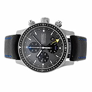 Bremont Boeing automatic-self-wind mens Watch BB247-TI-GMT/DG (Certified Pre-owned)